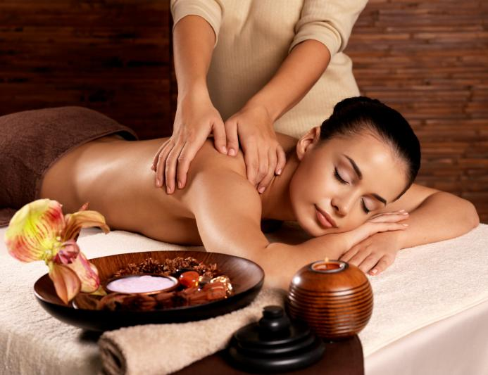 Massage thaï en couple