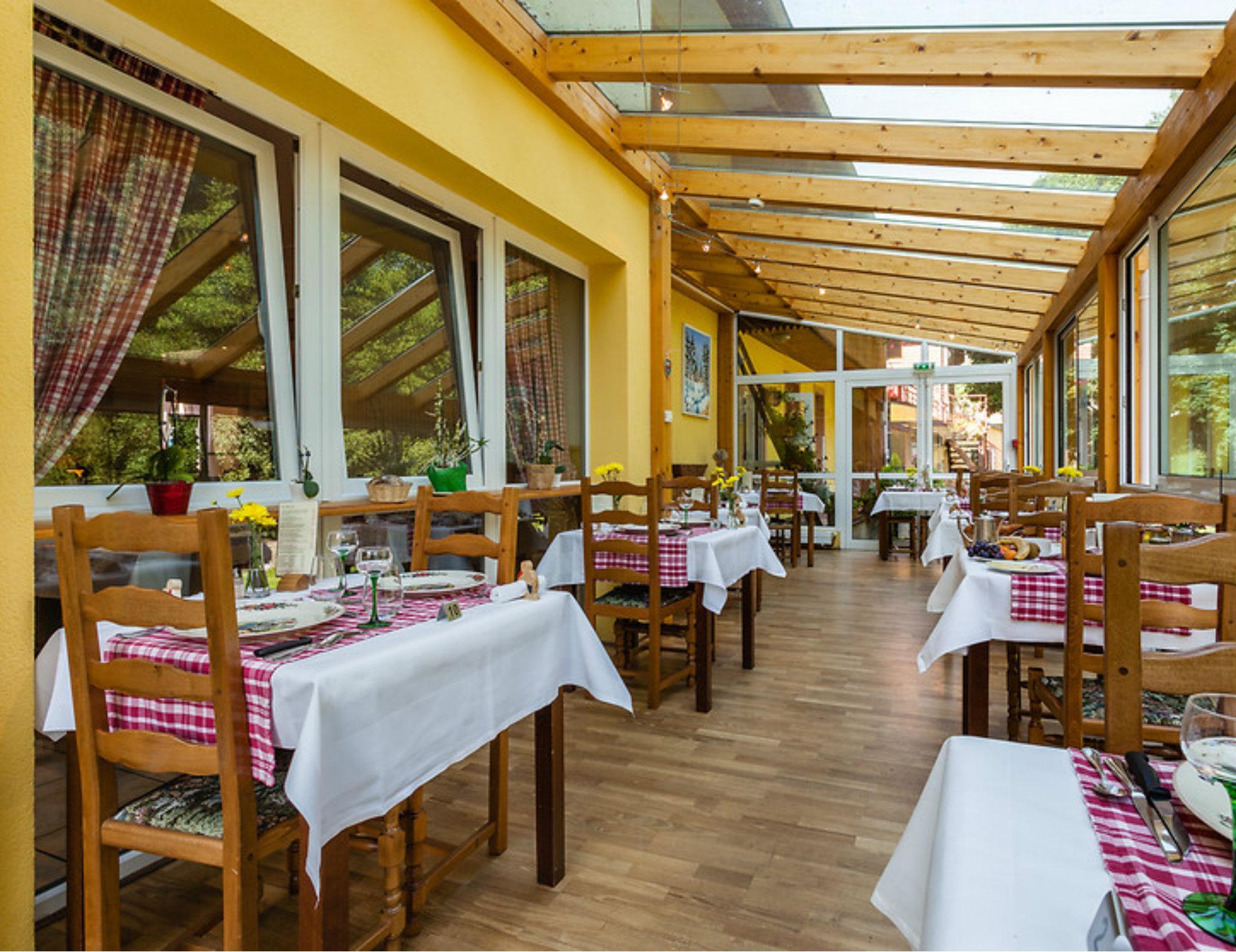 Repas gastronomique en Alsace