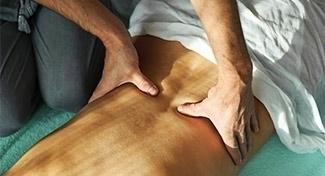 Massage à choix ou reflexologie