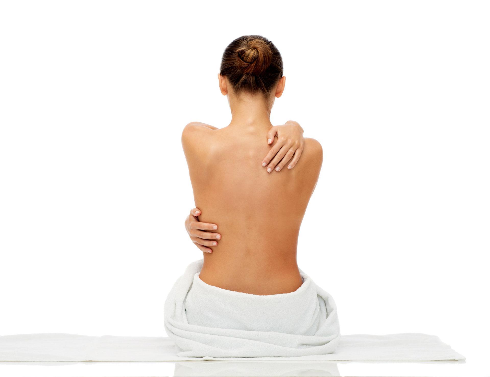 Massage du corps CHALEUR ET SERENITE
