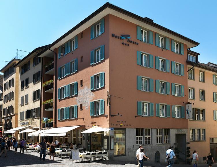 Hôtel Adler à Zurich