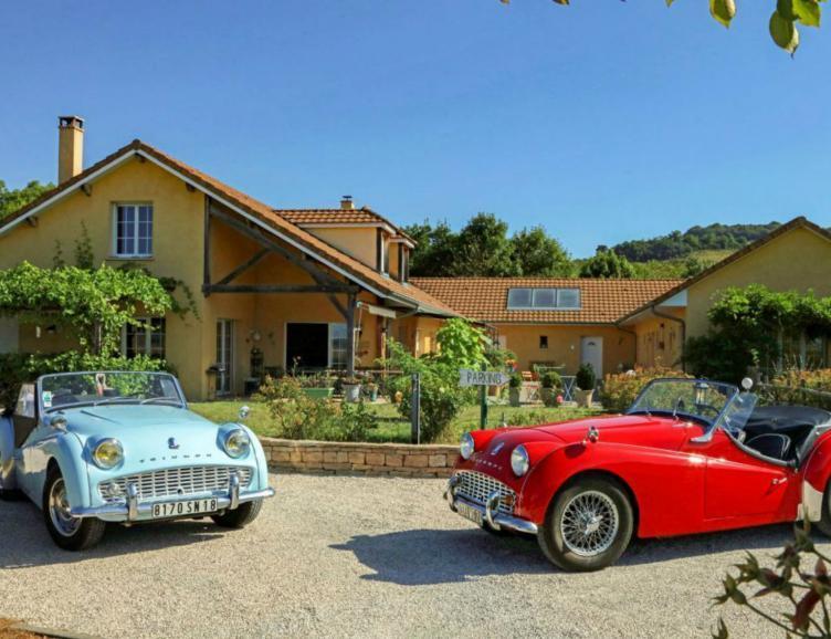Deux nuits au coeur de la Bourgogne