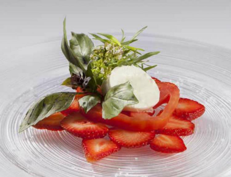 Contes de fraises; à croquer et à savourer