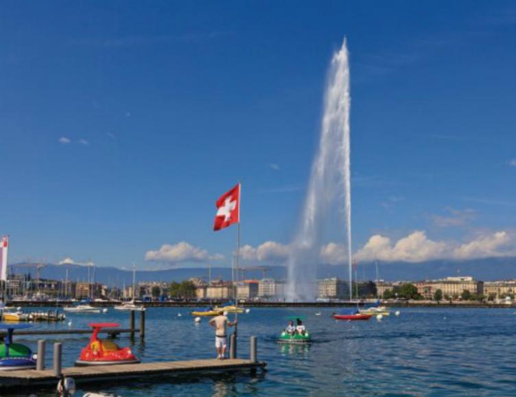 Le Réservoir à Genève
