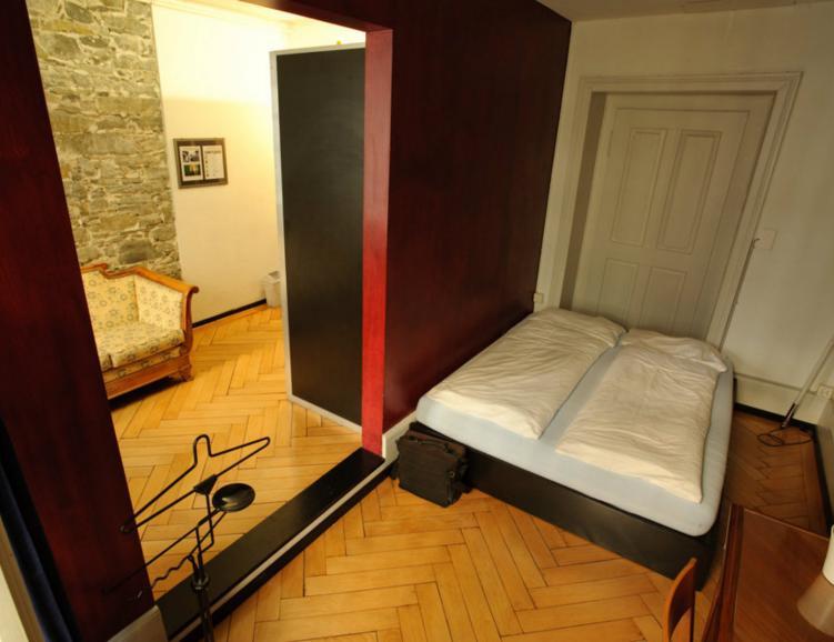 2 nuits au Jailhotel Löwengraben