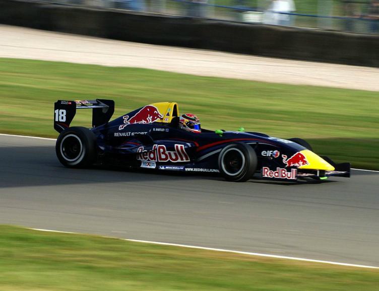 Formule Renault 2.0 - 4 tours