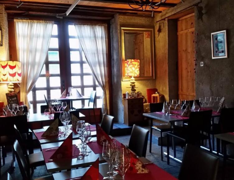 Visite et repas au Moulin Semblanet