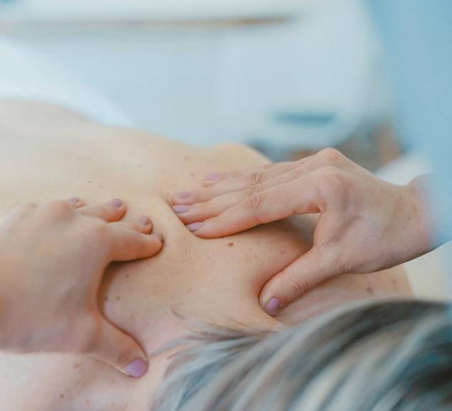 Massage aromatique