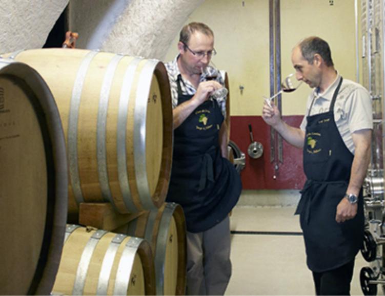 Découverte vigneronne à Cressier