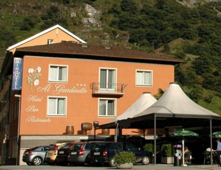 Hôtel Al Giardinetto au Tessin