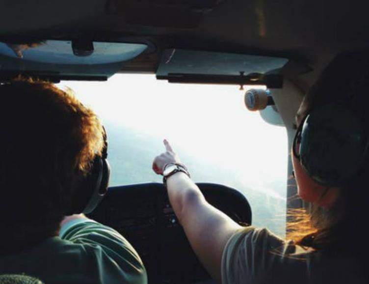 Pilotez vous-même -  vivez votre rêve d'enfance