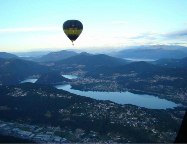 Vol en mongolfière depuis Genève
