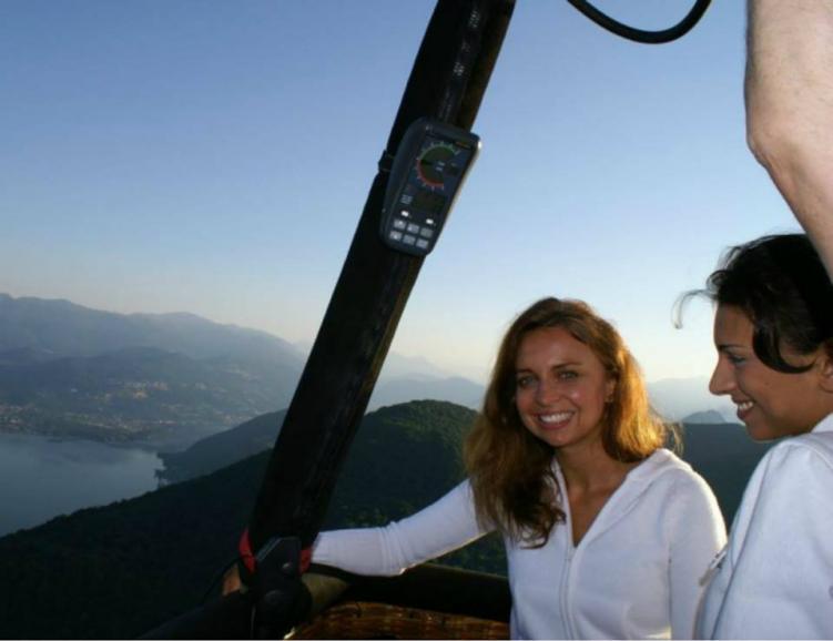 Vol en mongolfière depuis Vaud