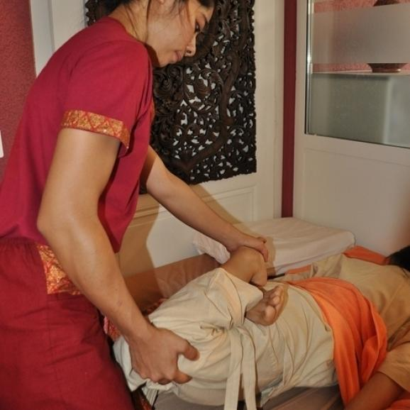 Massage traditionnel thaï