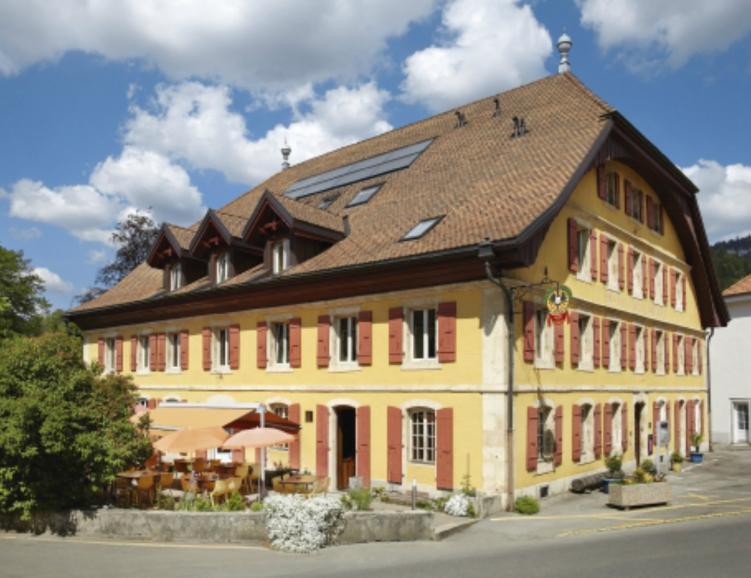 Hôtel de l'Aigle à Couvet