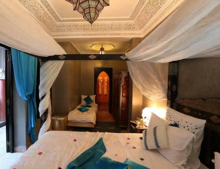 Charme pour 2 à Marrakech