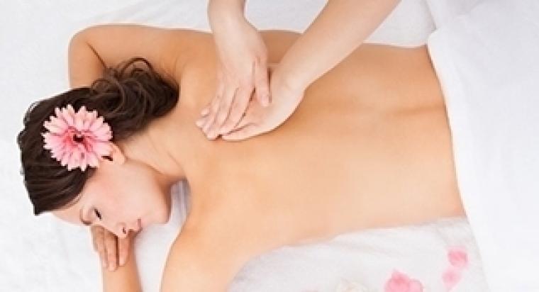 Massage détente du corps entier