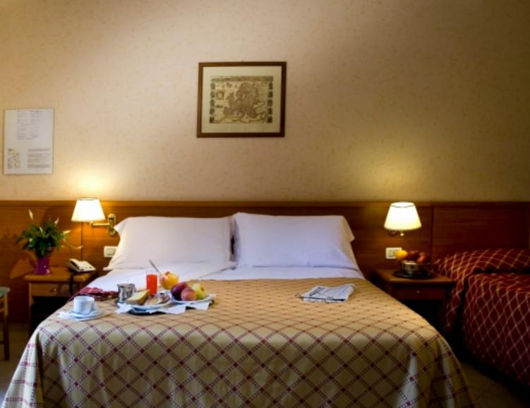 2 nuits à l'hôtel Delle Muse à Rome