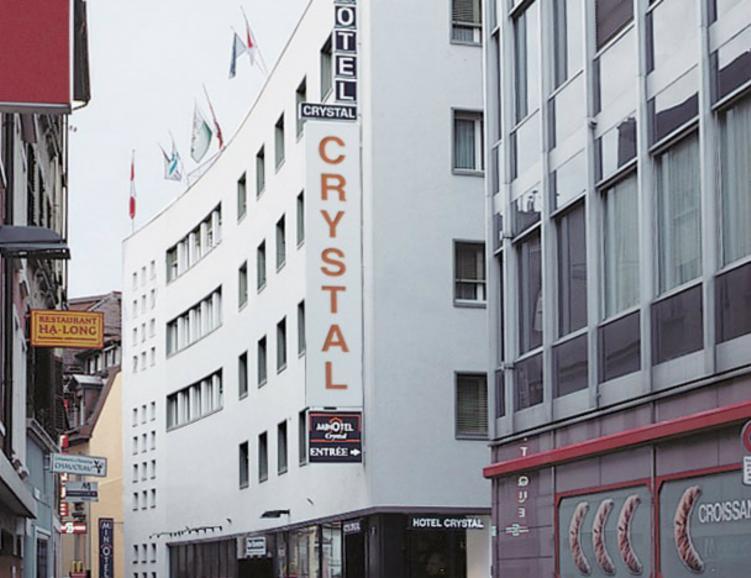 Hôtel Crystal à Lausanne