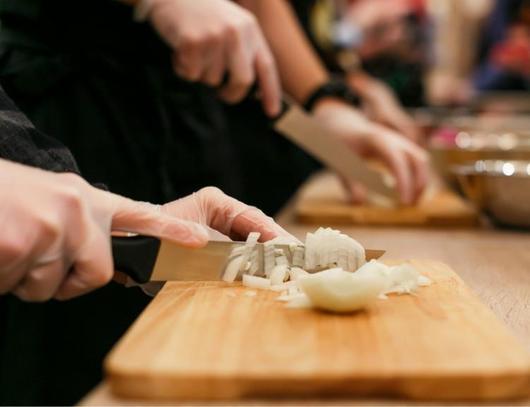 Cours de cuisine - Saveurs italiennes