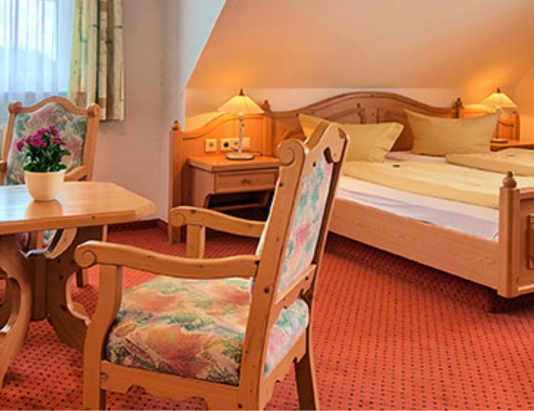 2 nuits à l'hôtel Sonnenhof en Allemagne