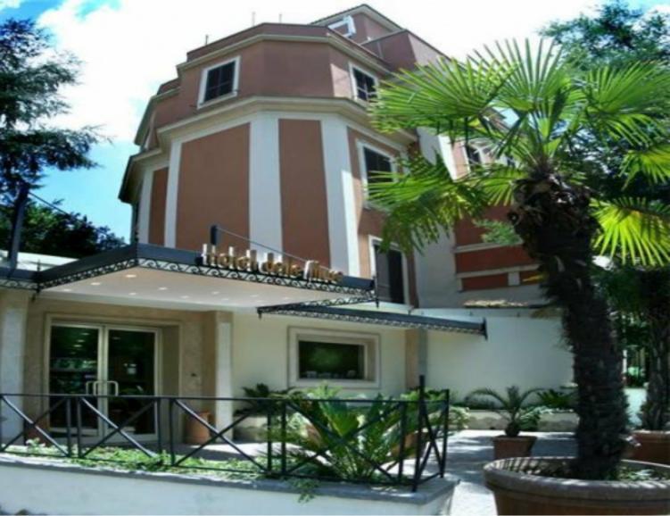 Hôtel Delle Muse à Rome