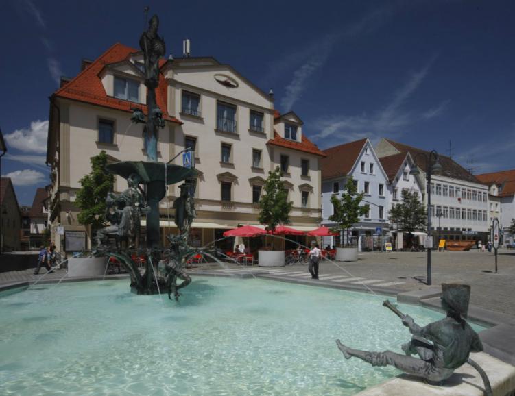 Deux nuits à Ehingen