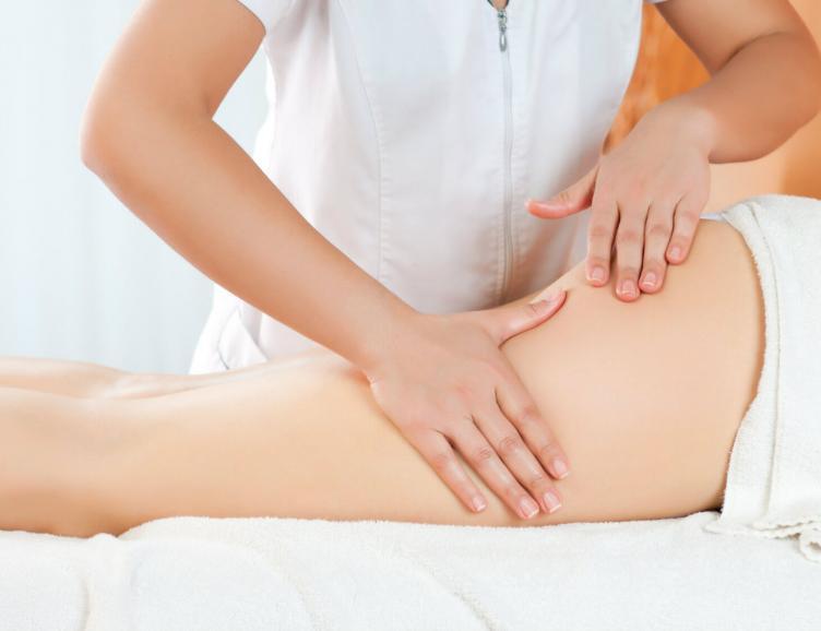 Gommage et massage du corps