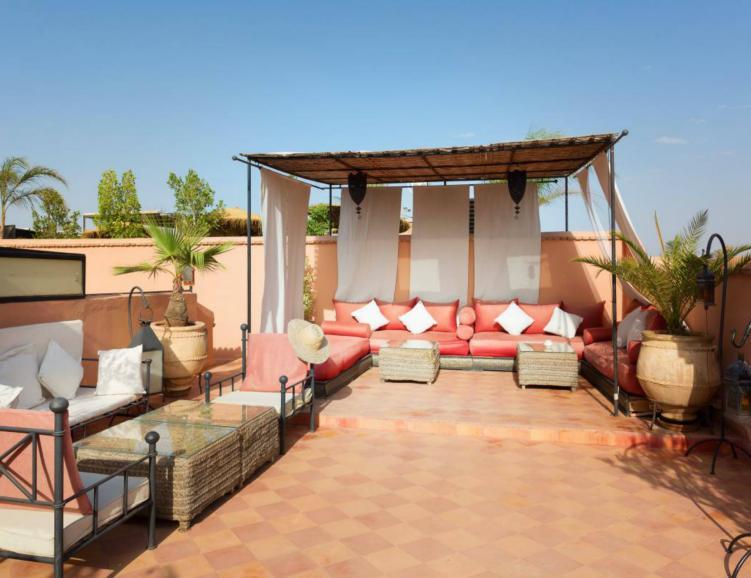 Un séjour bien-être à Marrakech