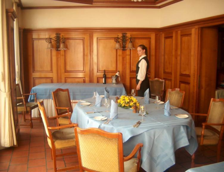 Repas au restaurant Neuhof