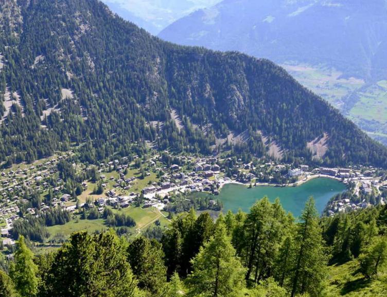 L'Hôtel Glacier en Valais