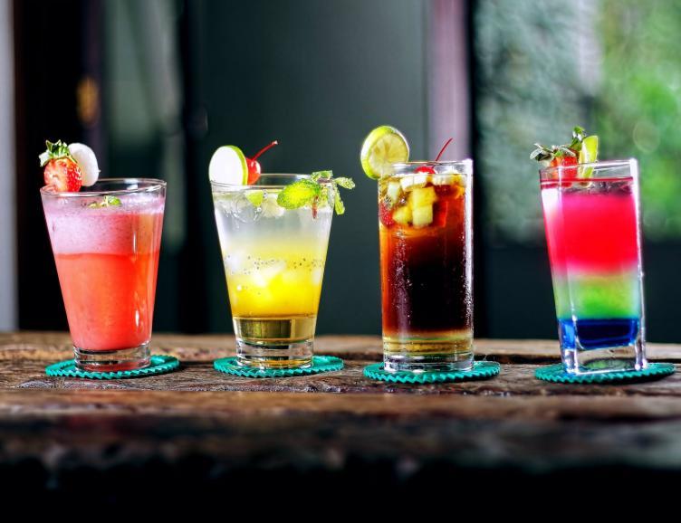 Créez vos propres cocktails !