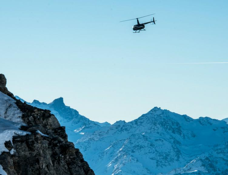 Vol de 40 minutes en hélicoptère
