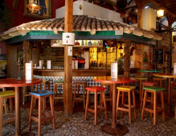 Repas à l'Hacienda, à Givisiez