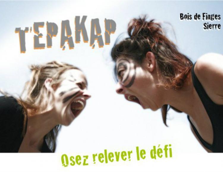 Soirée Koh Lanta revisité TEPAKAP